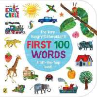 Link to an enlarged image of The Very Hungry Caterpillar's First 100 Words