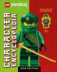 Link to an enlarged image of LEGO Ninjago Character Encyclopedia New Edition: With Exclusive Future Nya LEGO Minifigure