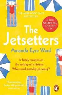 Link to an enlarged image of The Jetsetters: A 2020 REESE WITHERSPOON HELLO SUNSHINE BOOK CLUB PICK