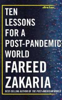 Link to an enlarged image of Ten Lessons for a Post-Pandemic World