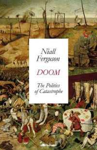 Link to an enlarged image of Doom: the Politics of Catastrophe -- Paperback (English Language Edition)