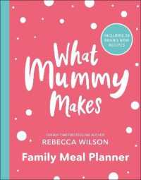 Link to an enlarged image of What Mummy Makes Family Meal Planner (CSM)