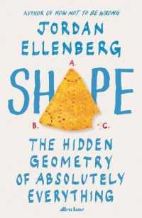 Link to an enlarged image of Shape -- Paperback (English Language Edition)