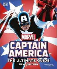 Link to an enlarged image of Captain America Ultimate Guide New Edition