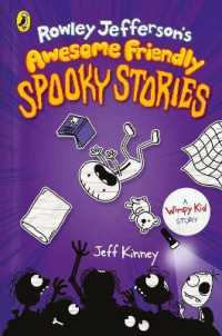 Link to an enlarged image of Rowley Jefferson's Awesome Friendly Spooky Stories (Rowley Jefferson's Journal) -- Hardback