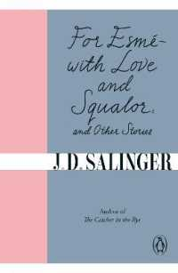 Link to an enlarged image of For Esme - with Love and Squalor : And Other Stories -- Paperback / softback