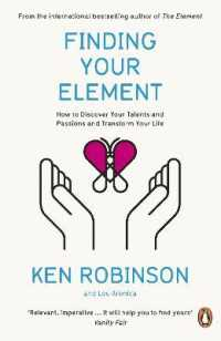 Link to an enlarged image of Finding Your Element: How to Discover Your Talents and Passions and Transform Your Life