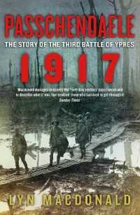 Link to an enlarged image of Passchendaele : The Story of the Third Battle of Ypres 1917 -- Paperback / softback