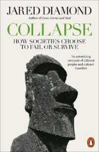 Link to an enlarged image of Collapse : How Societies Choose to Fail or Survive -- Paperback / softback