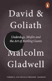 Link to an enlarged image of David and Goliath: Underdogs, Misfits and the Art of Battling Giants