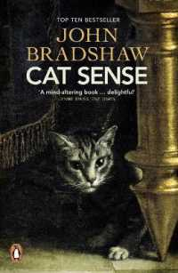 Link to an enlarged image of Cat Sense: The Feline Enigma Revealed