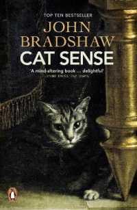 Link to an enlarged image of Cat Sense : The Feline Enigma Revealed -- Paperback / softback