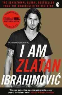 Link to an enlarged image of I Am Zlatan Ibrahimovic