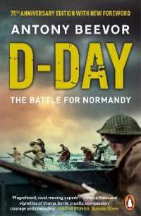 Link to an enlarged image of D-day : 75th Anniversary Edition -- Paperback / softback