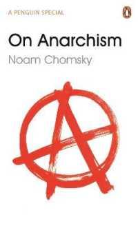 Link to an enlarged image of On Anarchism -- Paperback / softback