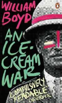 Link to an enlarged image of Ice-cream War (Penguin Essentials) -- Paperback / softback