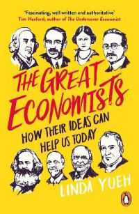 Link to an enlarged image of Great Economists : How Their Ideas Can Help Us Today -- Paperback / softback