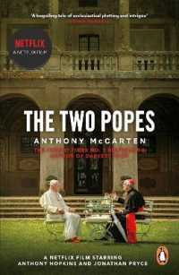 Link to an enlarged image of Two Popes : Official Tie-in to Major New Film Starring Sir Anthony Hopkins -- Paperback / softback
