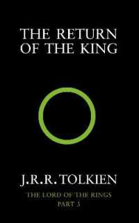 "Link to an enlarged image of The Return of the King ""Lord of the Rings"" (New ed)"