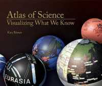 Link to an enlarged image of Atlas of Science : Visualizing What We Know