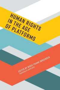 Link to an enlarged image of Human Rights in the Age of Platforms (Information Policy)