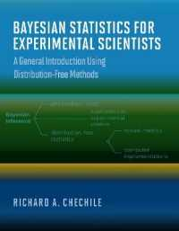 Link to an enlarged image of Bayesian Statistics for Experimental Scientists : A General Introduction Using Distribution-Free Methods