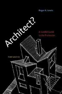 Link to an enlarged image of Architect? : A Candid Guide to the Profession (3rd)