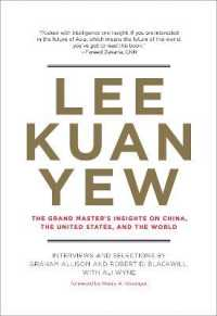Link to an enlarged image of Lee Kuan Yew : The Grand Master's Insights on China, the United States, and the World (Belfer Center Studies in International Security)