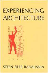 Link to an enlarged image of Experiencing Architecture (2nd)