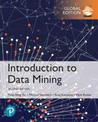 Link to an enlarged image of Introduction to Data Mining (IE) (2ND)