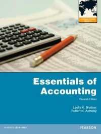 Link to an enlarged image of Essentials of Accounting:International Edition (11th)