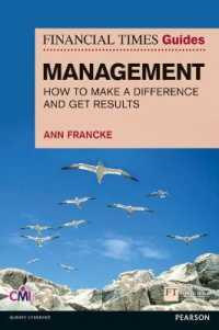 Link to an enlarged image of Financial Times Guide to Management : How to Make a Difference & Get Results (Financial Times Guides)