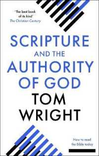 Link to an enlarged image of Scripture and the Authority of God : How to Read the Bible Today -- Paperback / softback (Revised an)