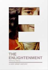 Link to an enlarged image of The Enlightenment : A Very Brief History