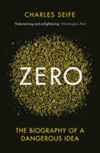Link to an enlarged image of Zero: The Biography of a Dangerous Idea (Main)