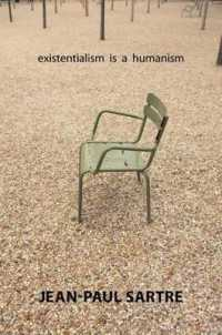 Link to an enlarged image of Existentialism Is a Humanism