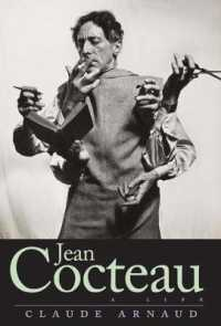 Link to an enlarged image of Jean Cocteau : A Life