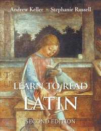 Link to an enlarged image of Learn to Read Latin (2nd Bilingual)