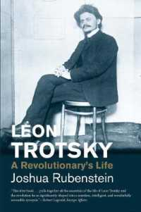 Link to an enlarged image of Leon Trotsky : A Revolutionary's Life (Jewish Lives) (Reprint)
