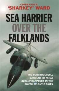 Link to an enlarged image of Sea Harrier over the Falklands (Cassell Military Paperbacks) -- Paperback / softback