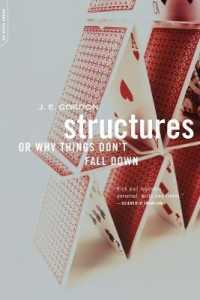 Link to an enlarged image of Structures : Or Why Things Don't Fall Down (Reprint)