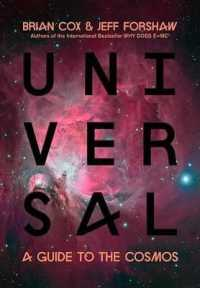 Link to an enlarged image of Universal : A Guide to the Cosmos