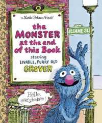 Link to an enlarged image of Monster at the End of this Book (Little Golden Books)