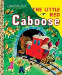 Link to an enlarged image of Little Red Caboose (Little Golden Books)