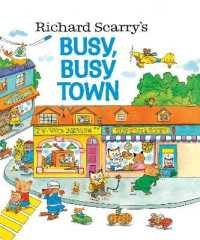 Link to an enlarged image of Richard Scarry's Busy, Busy Town (Golden Look-look Book)