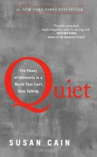 Link to an enlarged image of Quiet : The Power of Introverts in a World That Can't Stop Talking (Reprint)