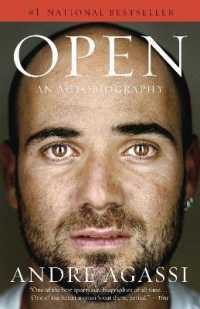 Link to an enlarged image of Open : An Autobiography (Reprint)