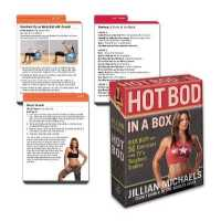 Link to an enlarged image of Hot Bod in a Box : Kick Butt with 50 Exercises from Tv's Toughest Trainer (1st CRDS)