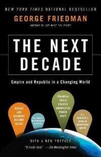 Link to an enlarged image of The Next Decade : Empire and Republic in a Changing World (Reprint)