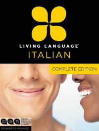 Link to an enlarged image of Living Language Italian (9-Volume Set) : Beginner to Advanced: Complete Edition (Living Language) (Spoken Word Compact Disc + Paperback + PS)